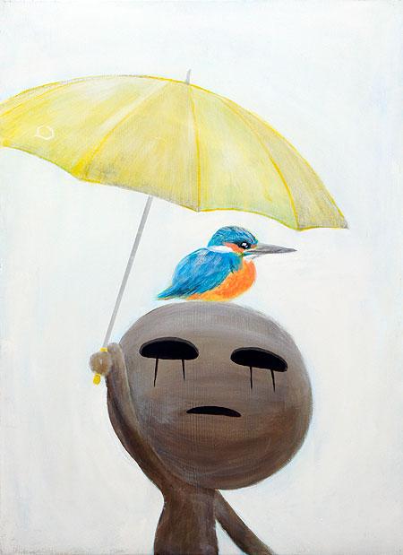 Hey, take my umbrella (來. 我有傘)