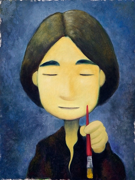 The Painter (畫)
